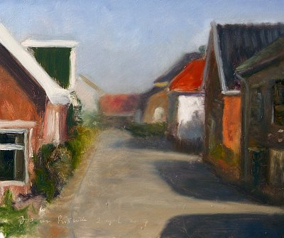 Street in Lent (Holland)