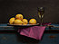 Traditional Dutch Lemon still life